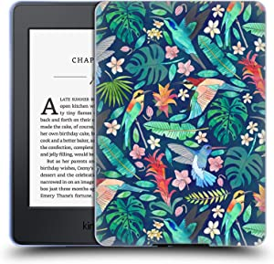 Head Case Designs Officially Licensed Tangerine-Tane Bohemian Birds Nature Art Soft Gel Case Compatible with Kindle Paperwhite 1/2 / 3