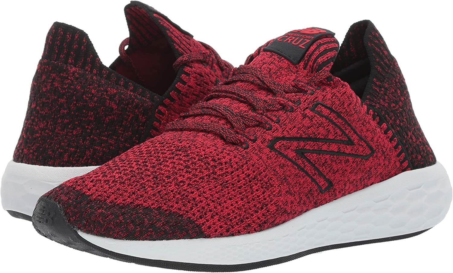 New Balance Mens Cruz V2 Sockfit Fresh Foam Running Shoes