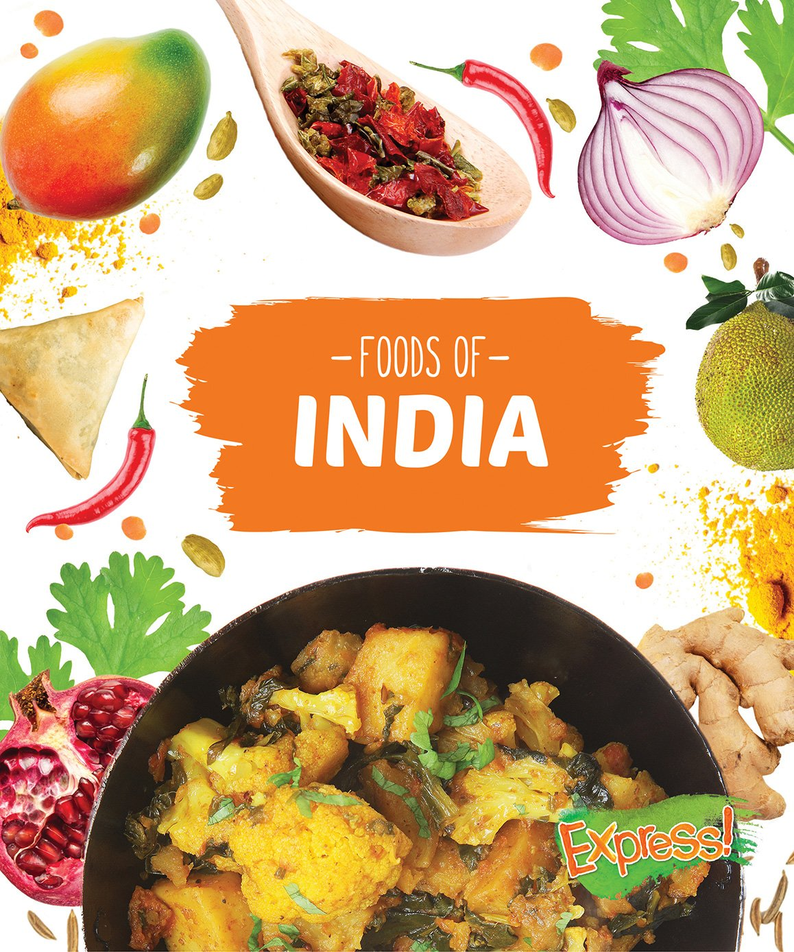 Foods of India (Cook with Me)