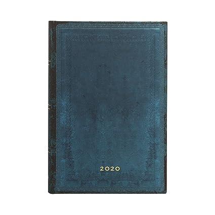 Paperblanks Agendas 12 Meses 2020 Calypso Liso | Por Días ...