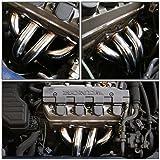 For Honda Civic 4-1 Design Stainless Steel