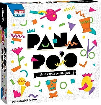 Falomir Pana poo. Juego de mesa. Family & Friends, multicolor (1) , color/modelo surtido: Amazon.es: Juguetes y juegos