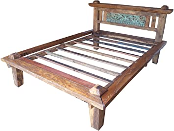 Amazonde Guru Shop Doppelbett Java Nr4 120x182x250 Cm Betten
