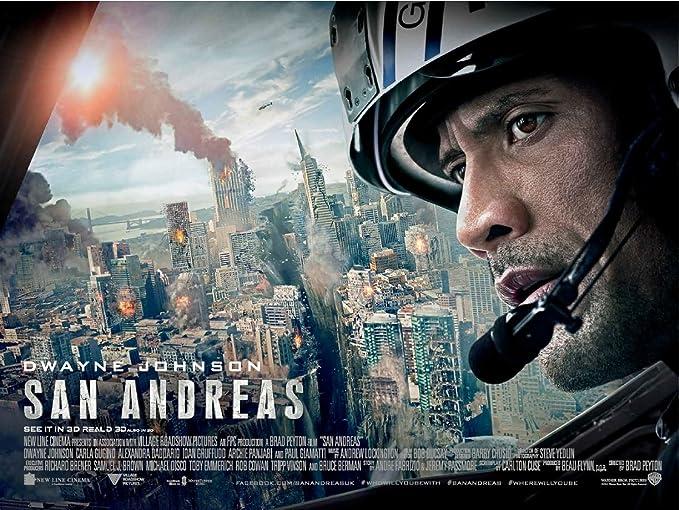 San Andreas Movie Download In Hindi 1080p