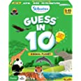 Skillmatics Card Game : Guess in 10 Animal Planet | Gifts, Stocking Stuffer for 6 Year Olds and Up | Super Fun for Travel & F