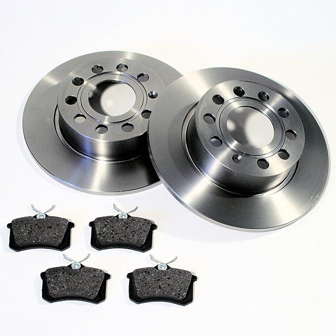 Ford Mondeo 3 Komplett Set 4 Bremsscheiben 8 Bremsbeläge Klötze vorne hinten