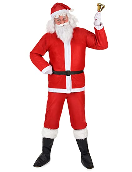 Generique - Disfraz de Papá Noel para Adulto XXL: Amazon.es ...