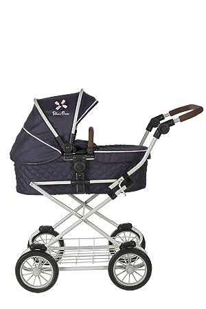 Amazon.es: Silver Cross Carrito para muñecos de Viaje Sleepover: Tejido Vintage Blue. Recomendado para niños de 5 a 9 años.: Juguetes y juegos
