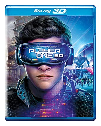 Ready Player One Blu-Ray + Blu-Ray 3D Region Free IMPORT No hay ...