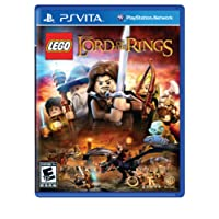 Lego The Lord Of The Rings - Ps Vita