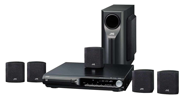 amazon com jvc ths11 dvd digital home theater system home audio rh amazon com JVC Sound Bar Htib System Home Theater JVC TH M603 Manual