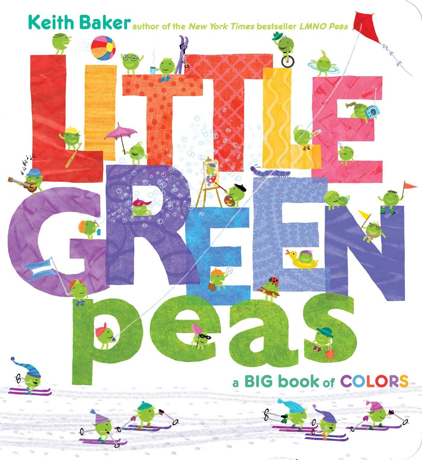 Amazon Little Green Peas The Peas Series