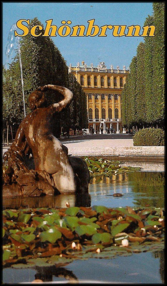 Schonbrunn Palace (Vienna, Austria) VHS VIDEO
