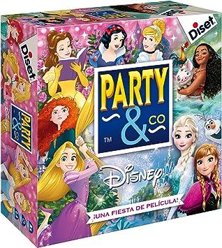 Diset - Party & Co Disney princesas (46506): Amazon.es: Juguetes y juegos