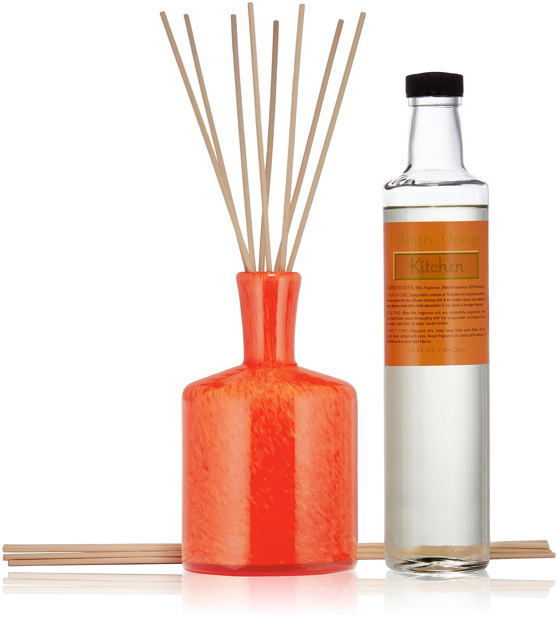 LAFCO House & Home Diffuser, Kitchen Cilantro Orange, 15 Fl Oz by LAFCO