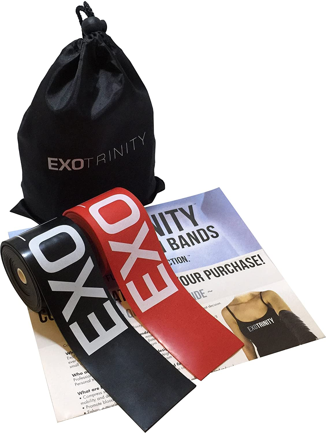 Exo Trinity Sports Floss Bands