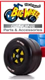 "The Original ""Classic"" Big Wheel, Replacement Parts, 1 Rear Wheel, Black"