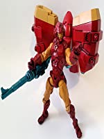 """Marvel Legends """"House of M"""" IRON MAN Review 6"""" inch (toy biz action figure)"""