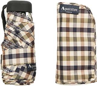 ombrello mini pieghevole mini man 5 section scozzese AQ11.SA