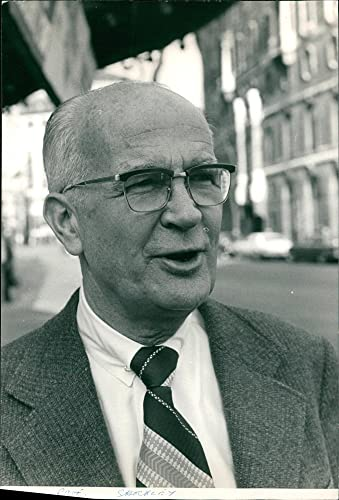 Amazon com: Vintage photo of Professor William Shockley