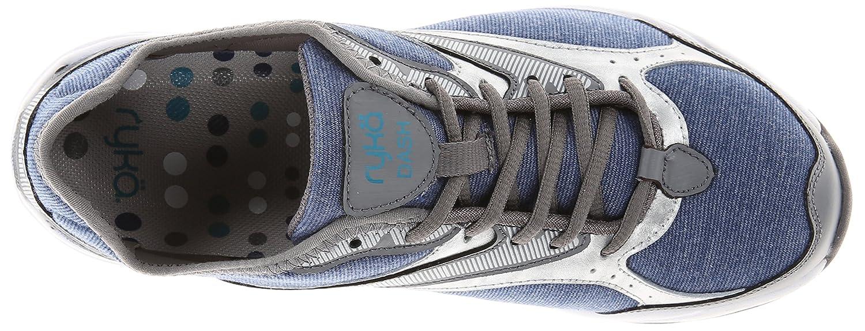 RYKÄ Dash Stretch Damen Tanz Lauf Sport Training Schuh blau blau blau grau 37 5 US 7 8a79e1