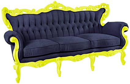 amazon com polart designs 619a fa vm sofa with marine velvet