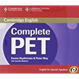 Complete PET for Spanish Speakers Student's Book with