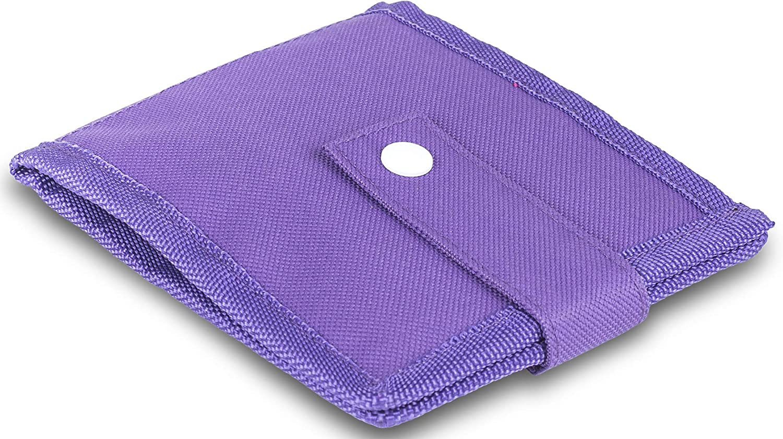 Salvabolsillos enfermera para bata o pijama , morado , Elite Bags