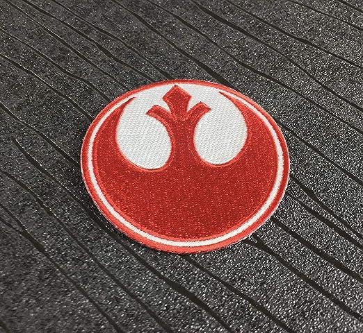 Fermeture KingNew Badge La Guerre des /Étoiles Jedi /Écusson brod/é Patch Marron Airsoft Paintball