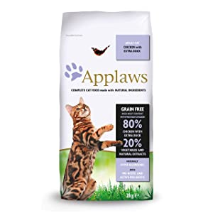 Applaws Cat Food Chicken and Duck (2kg)