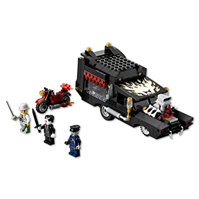 LEGO Monster Fighters Halloween Vampire Minifigure - Lord Vampyre (9464): Toys & Games