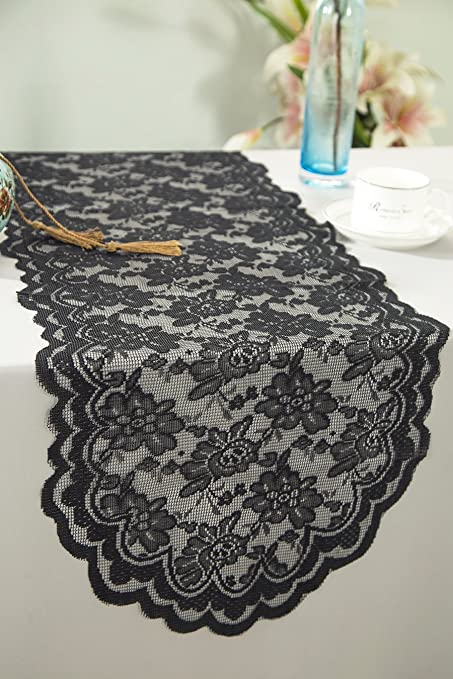 exceptional Lace Table Runners Cheap Part - 14: Wedding Linens Inc. Wholesale 13.5 in x108 in Lace Table Runner Wedding Table  Runner for