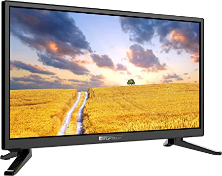 Opticum Travel TV 12/24V LED 51cm 20