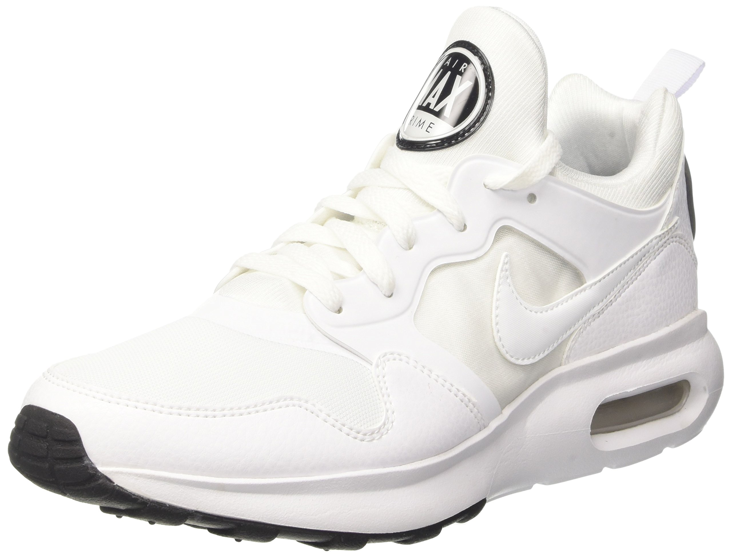 Galleon - Nike Men s Air Max Prime Running Shoe White White-Pure Platinum- Black 10.5 ffb888a2e
