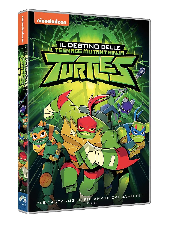 Rise Of The Teenage Mutant Ninja Turtles - Il Destino Delle ...