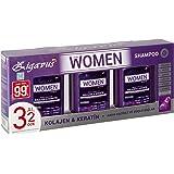 Zigavus Women Kolajen Keratin Şampuan (3 x 300 ml)