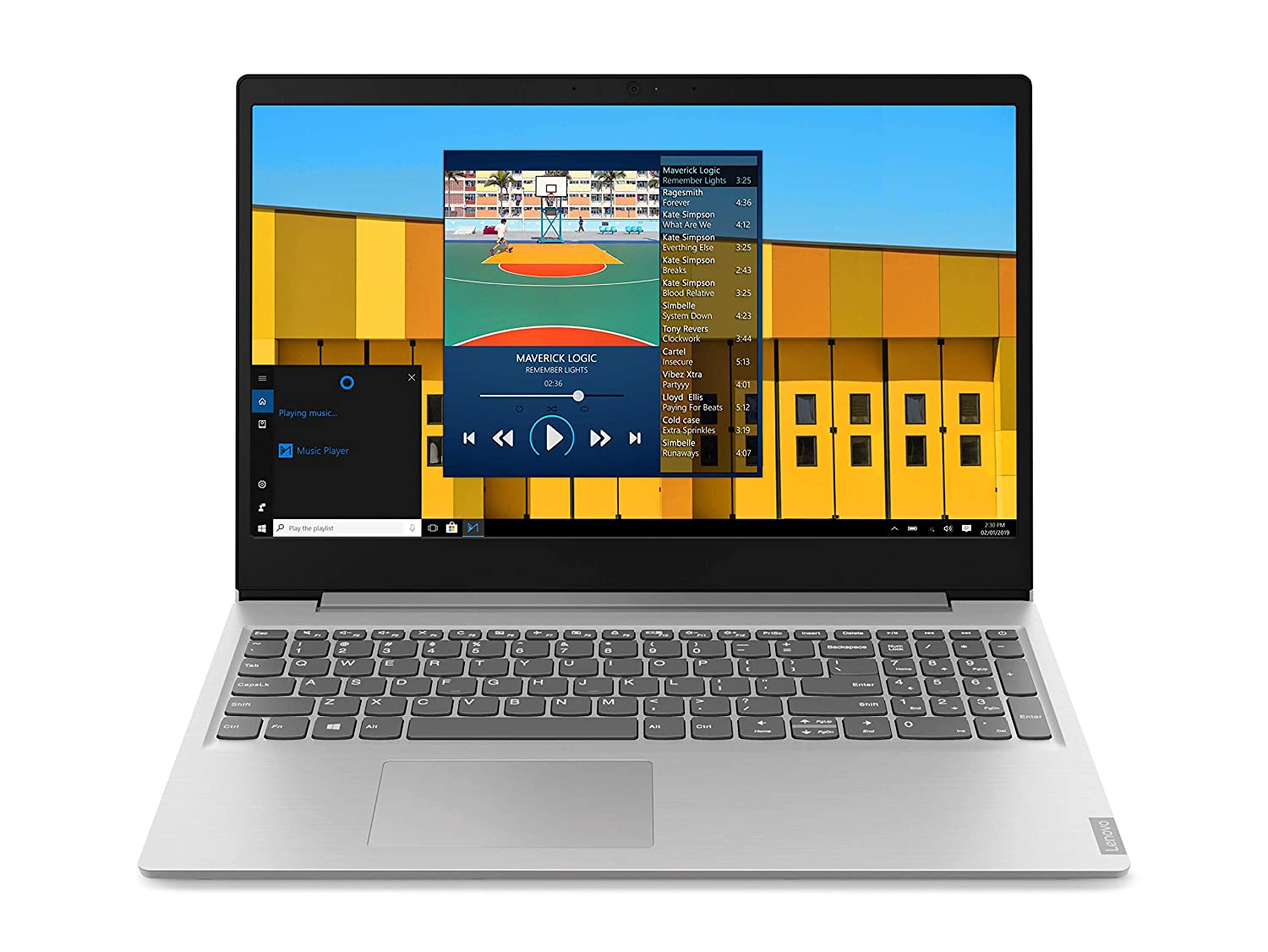 Lenovo Ideapad S145 AMD A6-9225 15.6-inch HD Thin and Light Laptop ( 4GB RAM / 1TB HDD / Windows 10 Home / Office Home and Student 2019 / Grey / 1.85kg ), 81N3004DIN