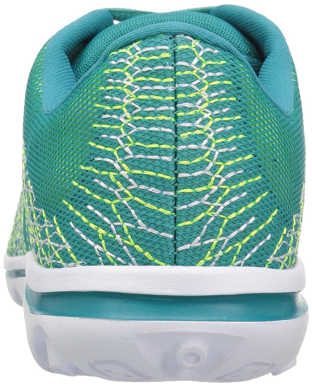 Propet TravelActiv Knit Mujer US 8.5 Verde Grande Zapatos para Caminar 332MSnJJb9