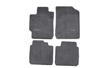 Genuine Toyota Accessories PT206-32100-12 Custom Fit Carpet Floor Mat -
