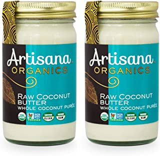 product image for Artisana Organics Non GMO Raw Coconut Butter (2 Pack (14 oz))