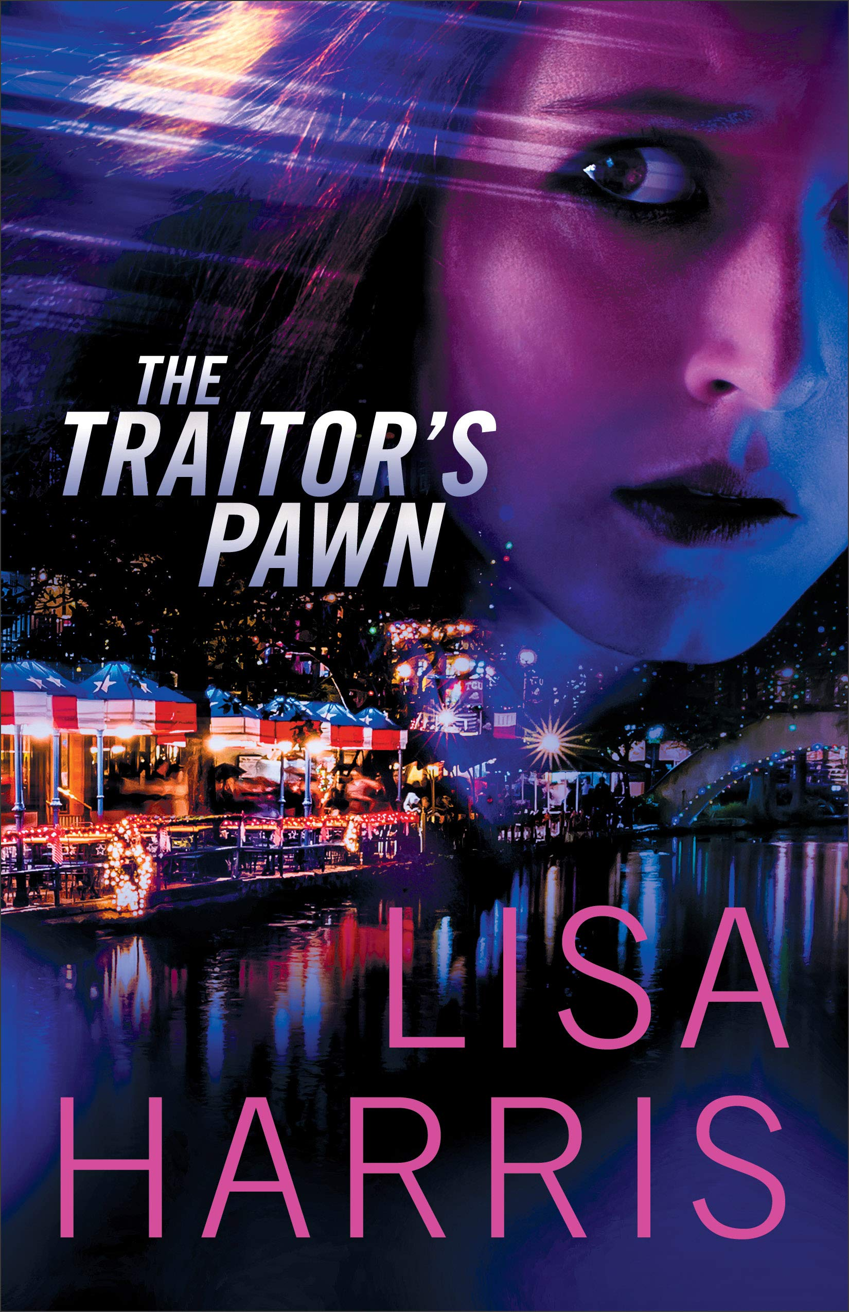 The Traitor's Pawn by Lisa Harris {A Book Review}