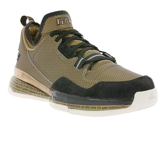 adidas d lillard bhm herren - basketball - trainer d68944