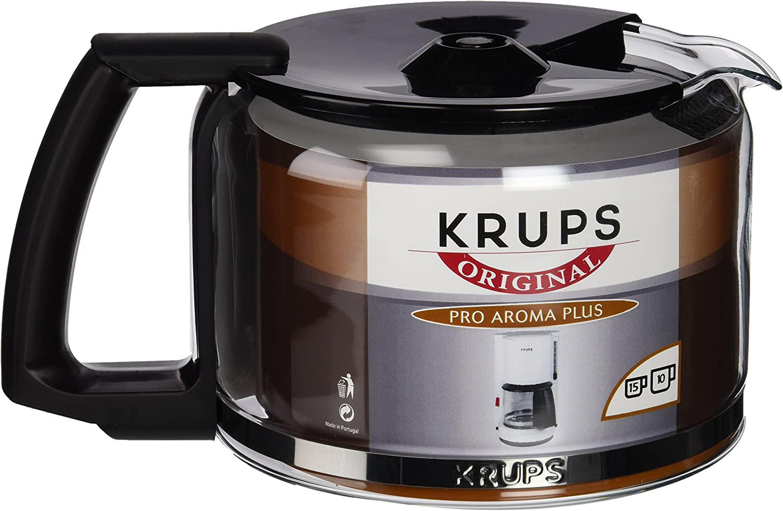 Krups SS-202557 Glaskanne für KM442 Control Line Kaffeemaschine