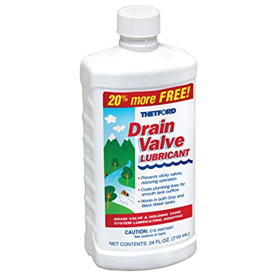 Thetford Drain Valve LUBE 24 OZ: Automotive