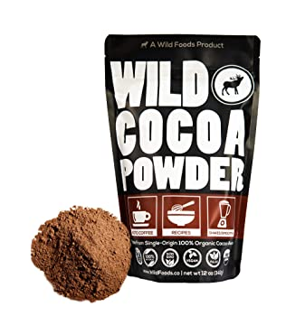 Wild Foods Raw Organic Cacao Powder
