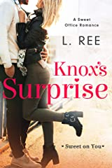 Knox's Surprise: A Sweet Office Romance (Sweet on You) Kindle Edition