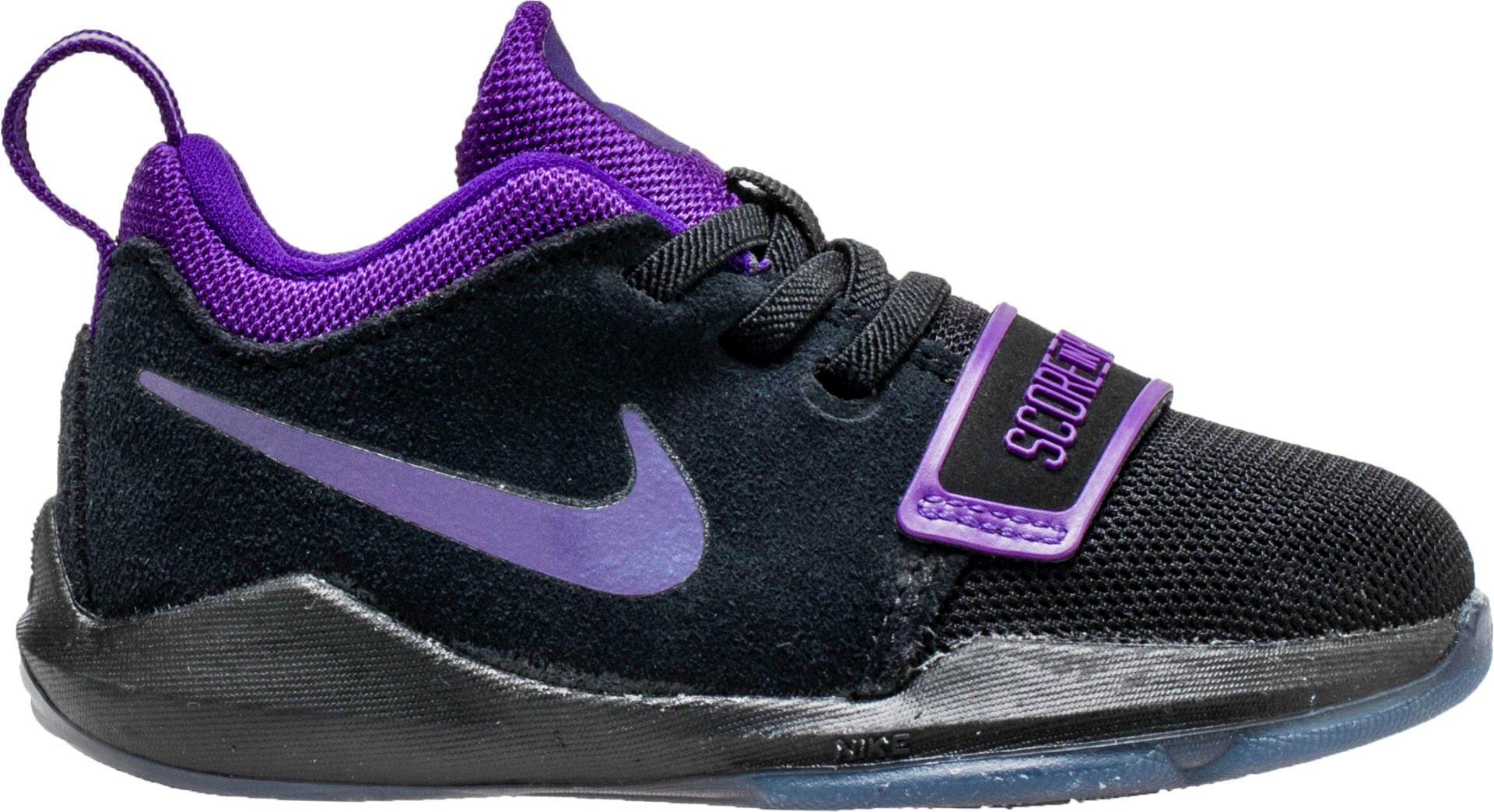more photos 06b45 755b8 Galleon - Boys' Nike PG 1 (TD) Toddler Shoe