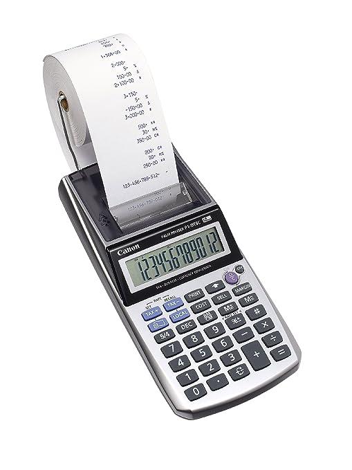 Canon 2494B001 - Calculadora con función de impresión
