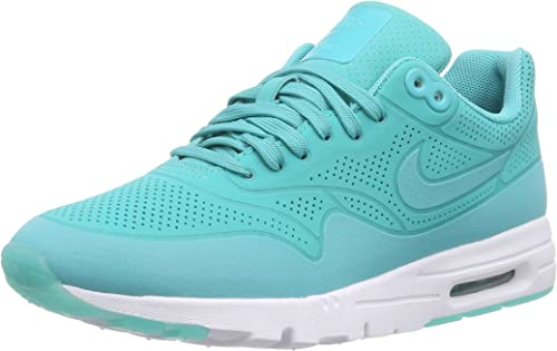 Nike Damen Air Max 1 Ultra Moire Sneakers Türkis lite Retro