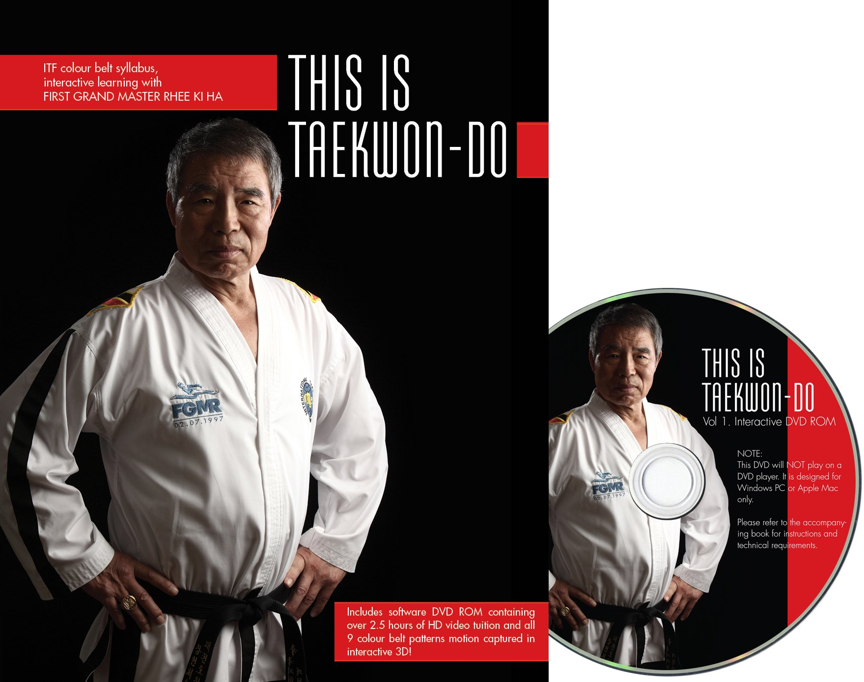 This is TAEKWON-DO